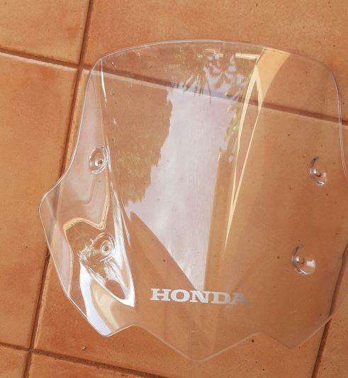 pare-brise Moto Honda