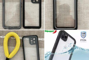 Coque étanche de protection pour IPhone 12 Pro Max