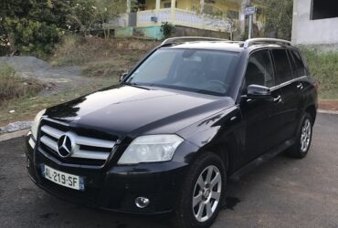 Vends une Mercedes