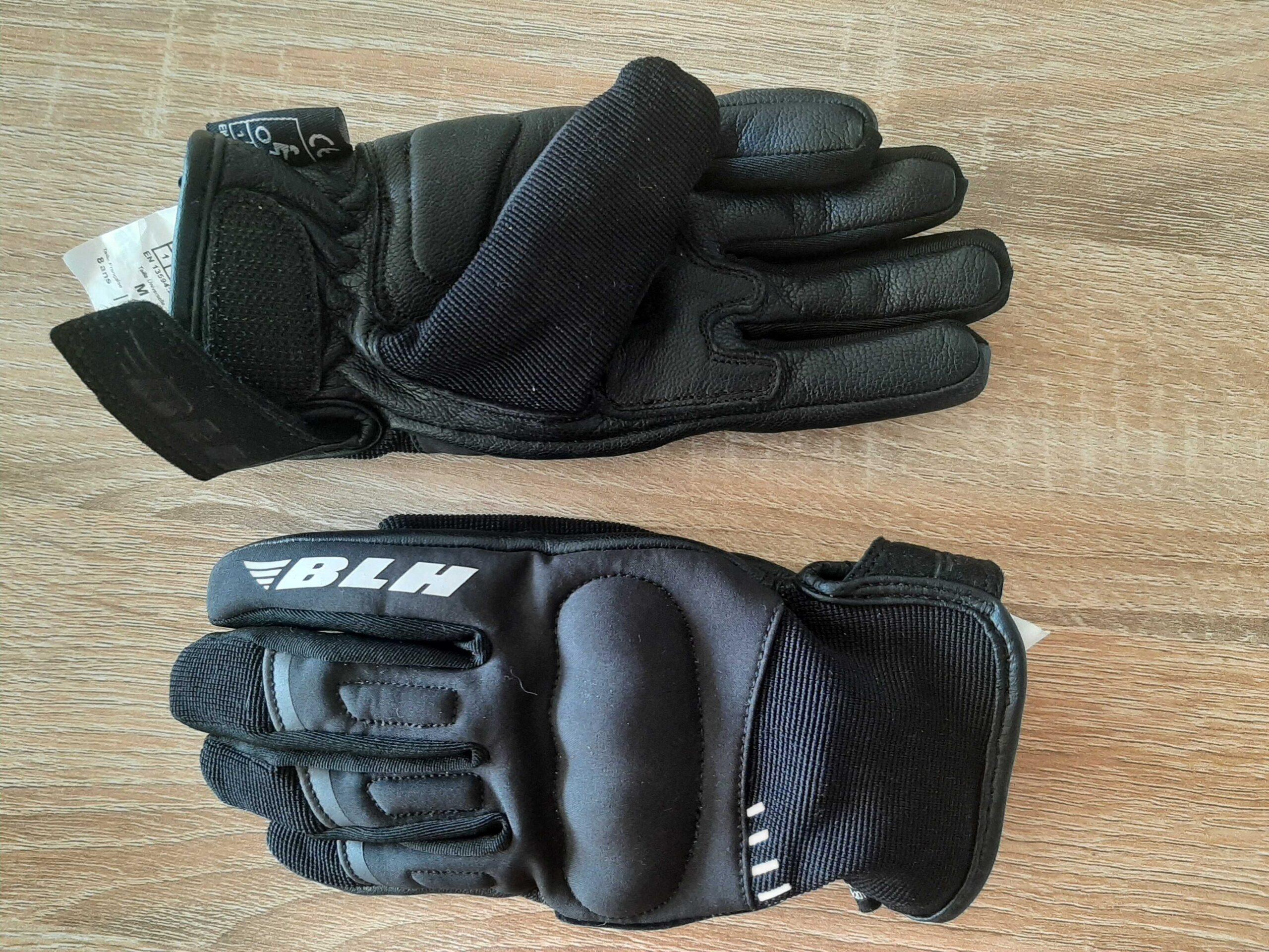 gants motos enfant 8 ans