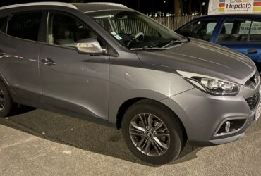 Vend Hyundai ix35