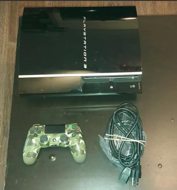 Console PS3 Fat 500Go